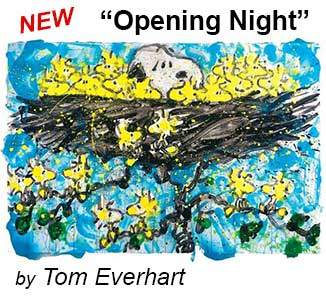 New Release by Tom Everhart - Opening Night