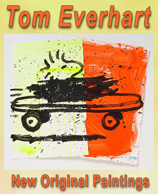 Tom Everhart Original Paintings
