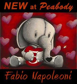 New Artist at Peabody - Fabio Napoleoni